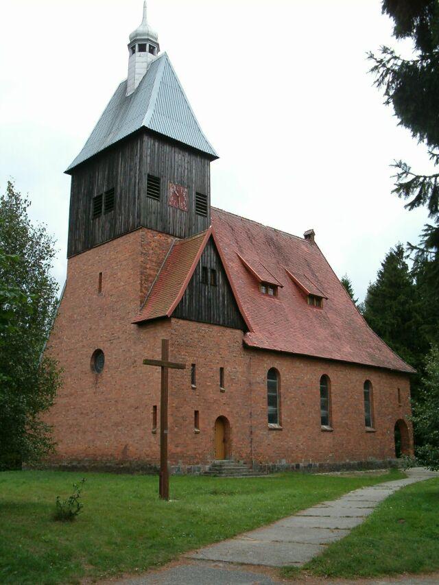 Rokity - kościół