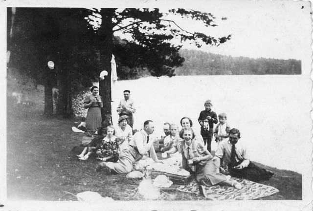 Òdpòczink nad Garczënã 1937 (2a)
