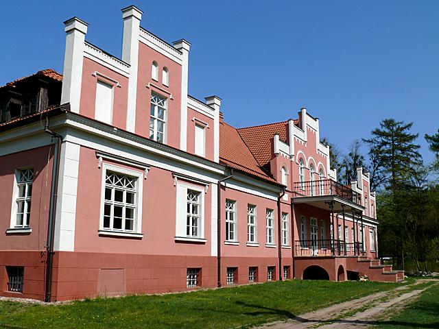 Pałac Keyserlingków (Przebendowskich)