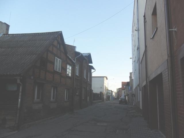 Psô ùlëca (ulica J. Tkaczyka)