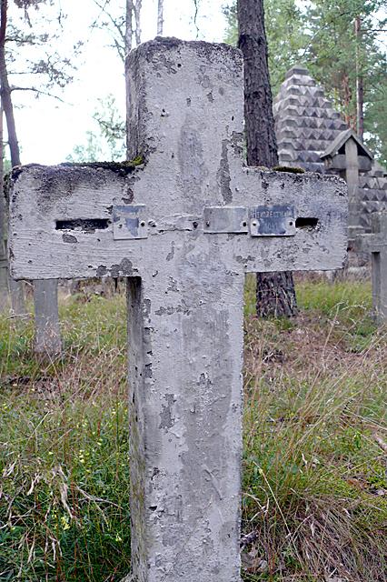 Łukowo - cmentarz wojenny 1914-1918
