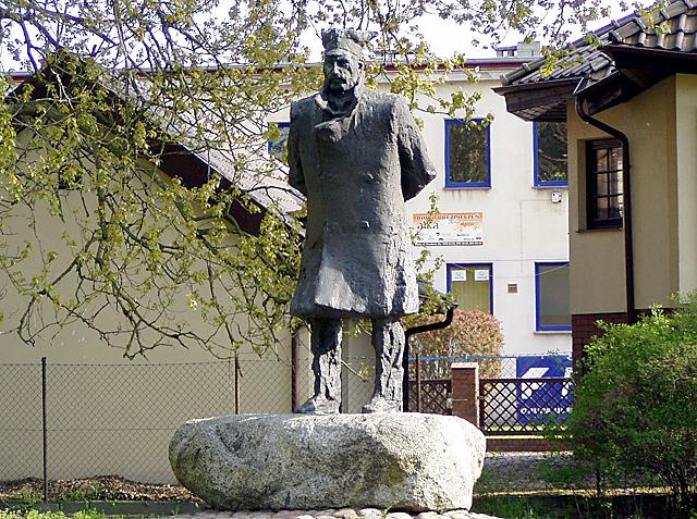 Puck Pomnik Abrahama