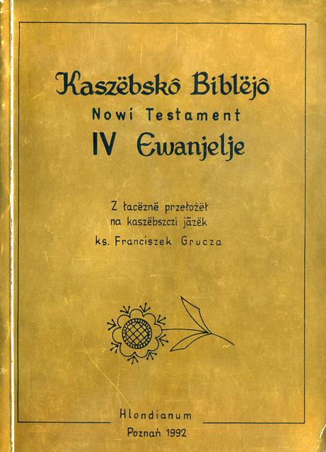 Kaszëbskô Biblëjô ks. Grëczë