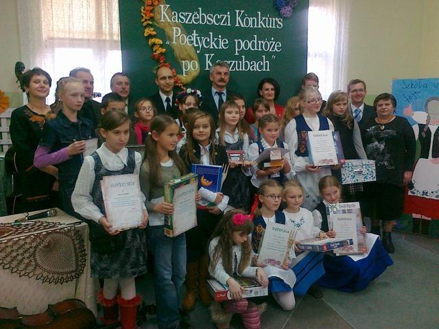"""Męcikał 2011 - konkurs """"Poetyckie podróże po Kaszubach"""""""