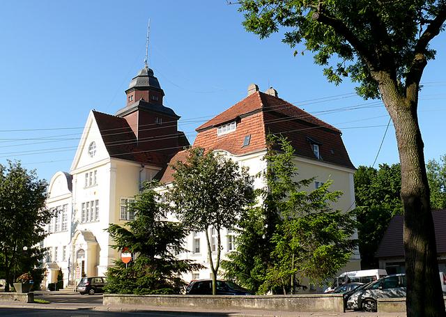 Siedziba władz miasta