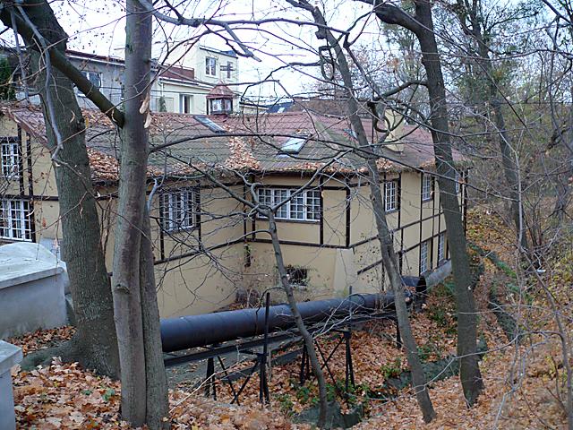 Dawna hamernia nad Kolibkowskim Potokiem