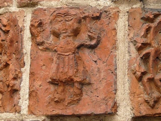 25 Drawsko - niezidentyfikowana postać (portal południowy)