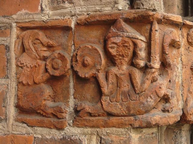 29 Drawsko - centaury (portal południowy)