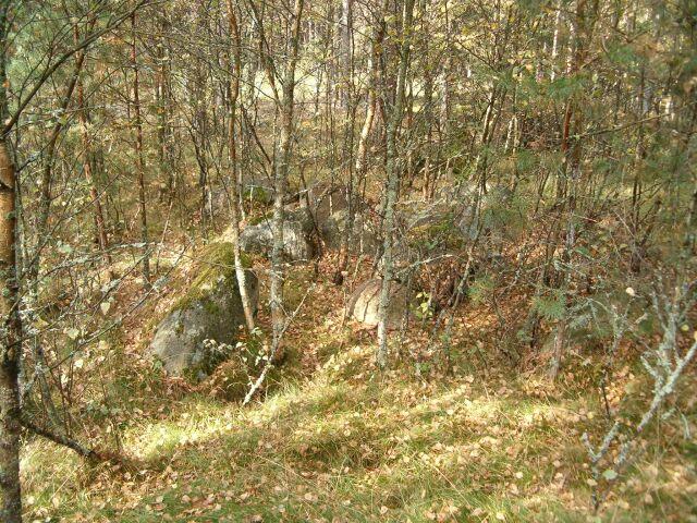 Grobowiec Ł27 - korytarzowy (1)