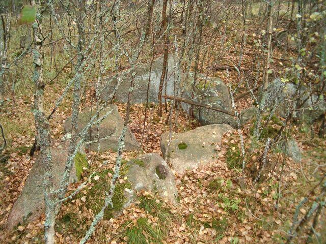 Grobowiec Ł27 - korytarzowy (2)