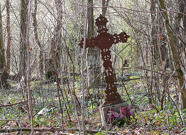 Salino - dawny cmentarz