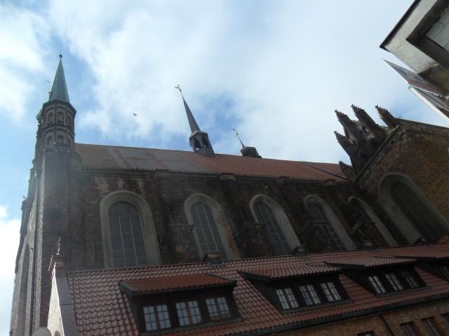 Gdóńskò-Przedmieszczé. Kòscół Sw. Trójcë 1433 (2)