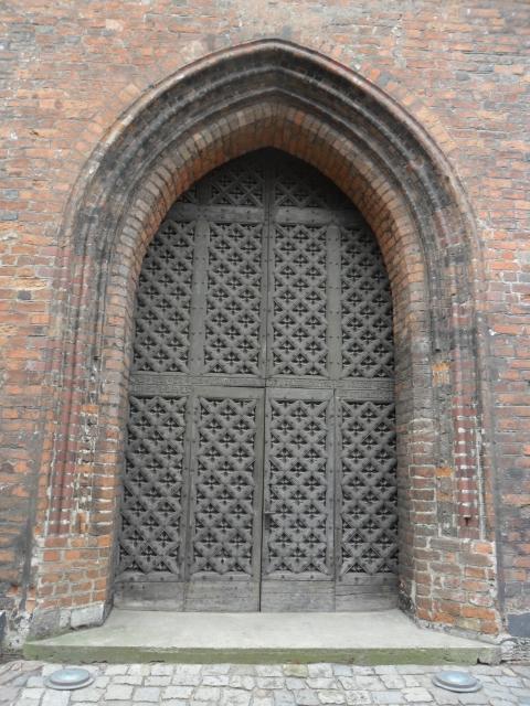 Gdóńskò-Przedmieszczé. Kòscół Sw. Trójcë 1433 (3)