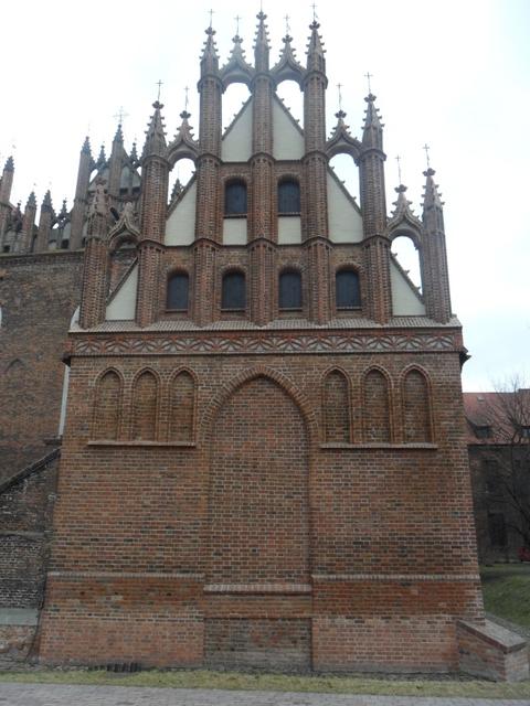 Gdóńskò-Przedmieszczé. Kaplëca pw. sw. Annë