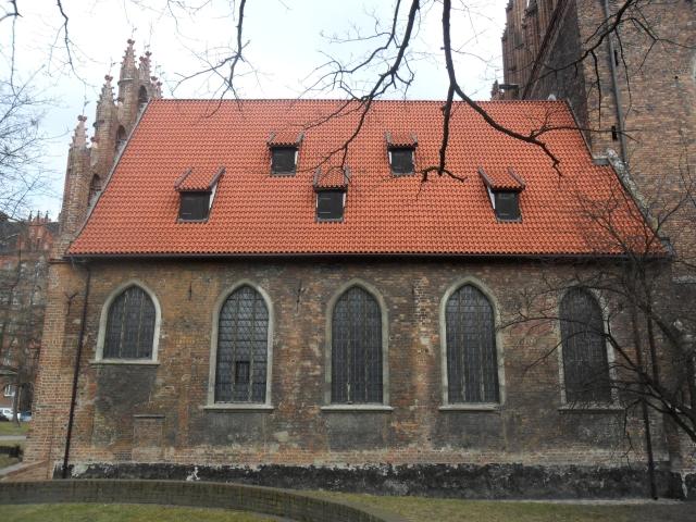 Gdóńskò-Przedmieszczé. Kaplëca pw. sw. Annë (2)