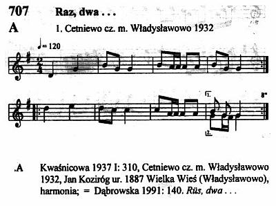 Taniec Rôz Dwa (707)