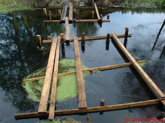 Pozostałości po moście