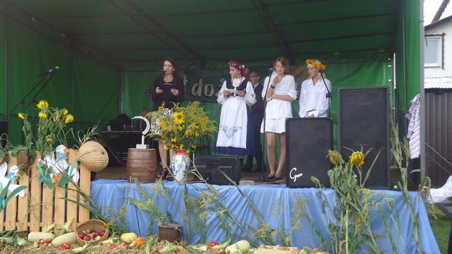 Dożynki gminne Konarzyny 2012. Fot. 6.