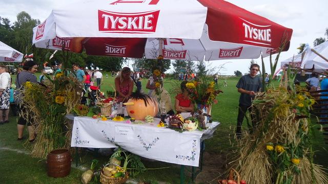Dożynki gminne Konarzyny 2012. Fot. 11.
