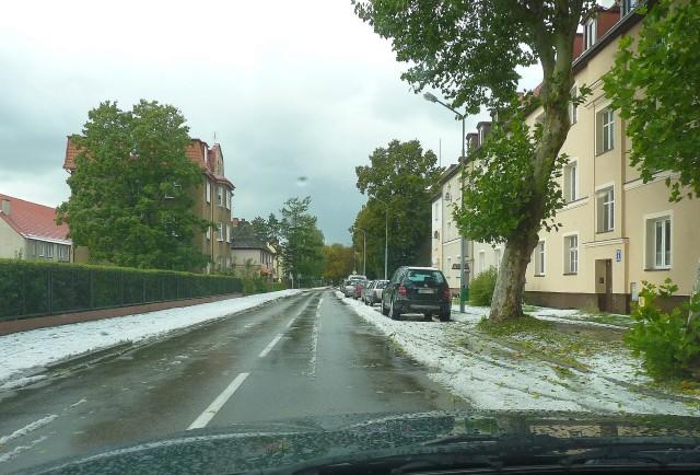 zimowa jesień