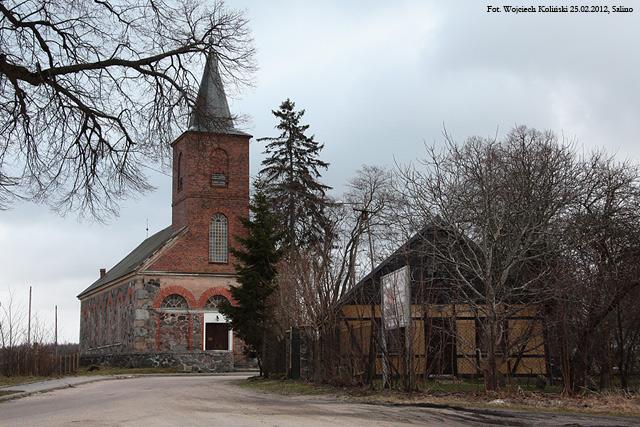 Kościół filialny p.w św. Józefa w Salinie