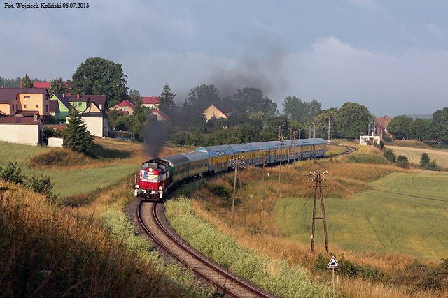 Pociąg Kaszubów