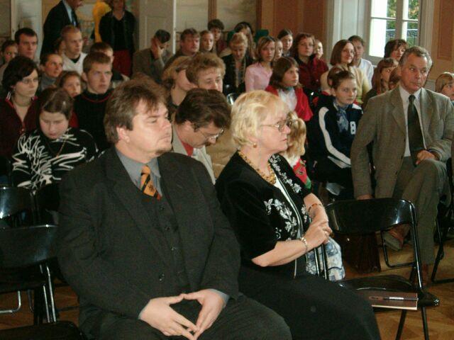 Uczestnicy dyktanda