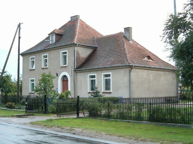 Wygoda - Półczno - budynek polski