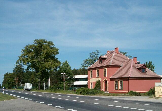 Strzebielino - Bożepole - budynek polski