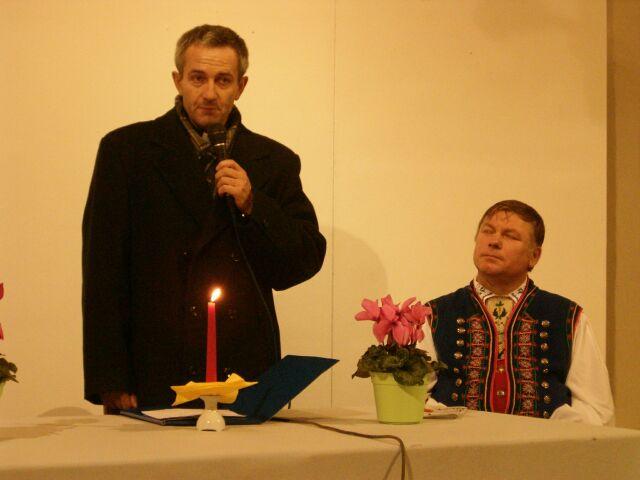 ks. Jan Perszon i Kazimierz Formella