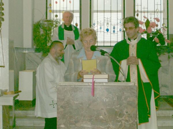 Modlitwa powszechna - E. Iwan