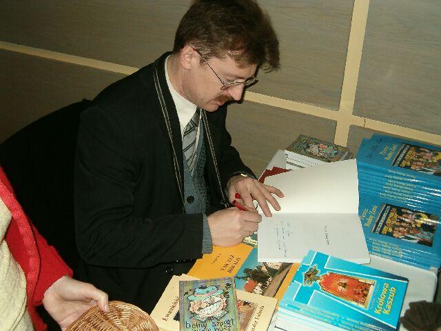 Redaktor i wydawca Eugeniusz Pryczkowski (2294)