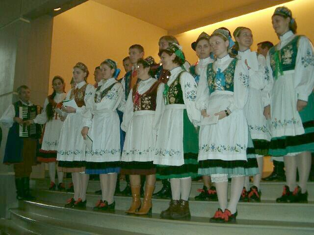 """Zespół """"Kaszuby"""" z Kartuz (2301)"""