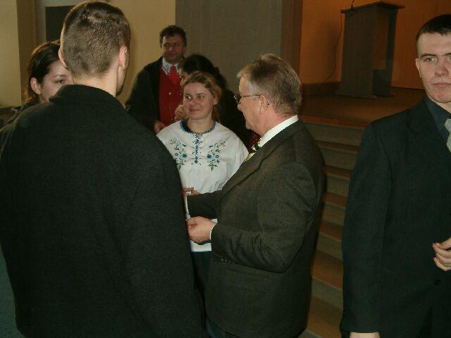 """Senator E. Wittbrodt i """"Pomorańcy"""" (2304)"""