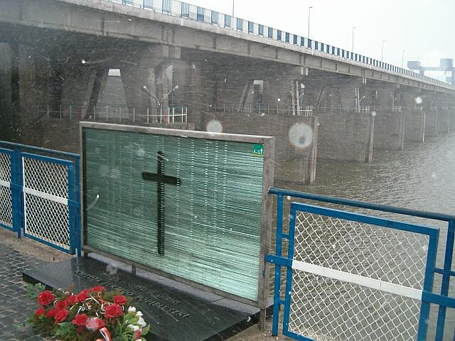 Tu zginął ks. Jerzy Popiełuszko (2434)