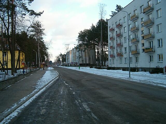Borne Sulinowo - miasto garnizonowe (2539)