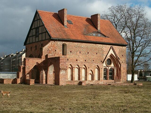 Kołbacz - domek opata (2509)