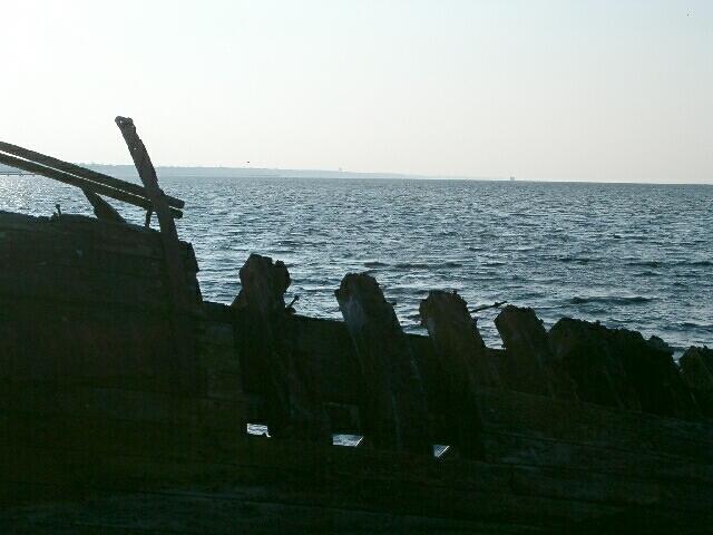 Wrak łodzi (2584)