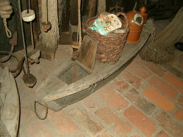 Łódka do przechowywania żywca (2624)