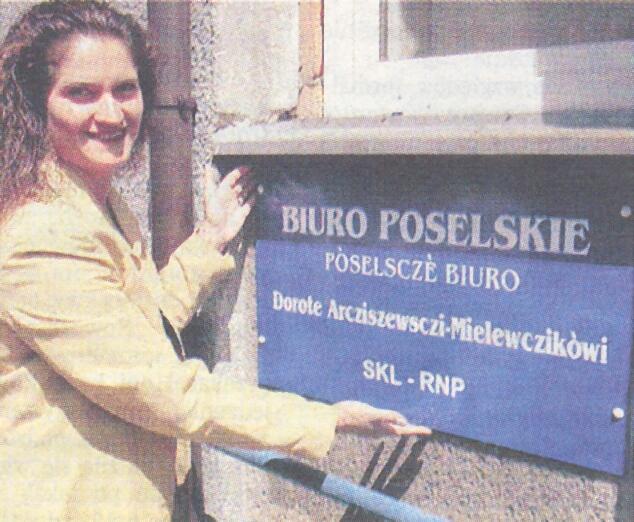 Biuro Poselskie Doroty Arciszewskiej-Mielewczyk