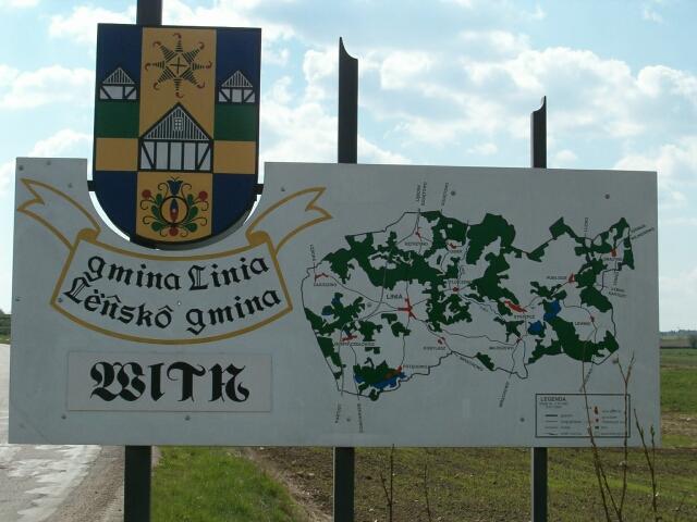 Gmina Linia - Lëńskô Gmina (2866)