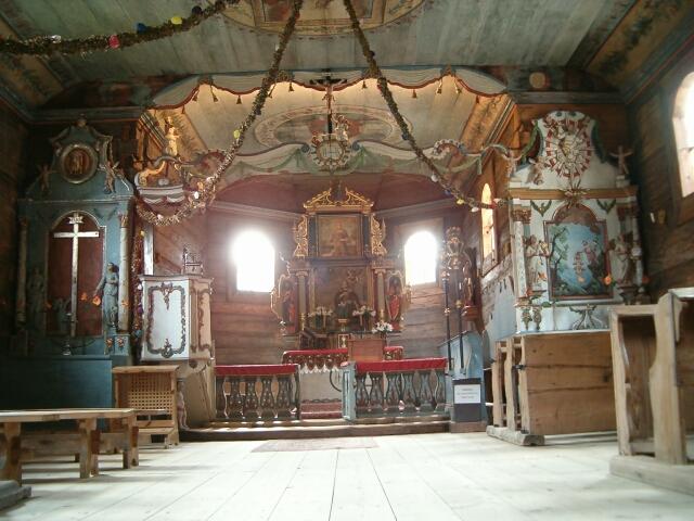 Wdzydze. Kościół św. Barbary (2938)