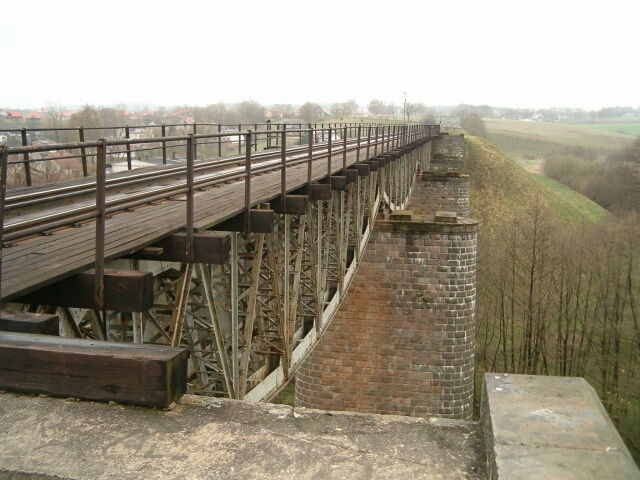 Żukowo. Most kolejowy (2756)