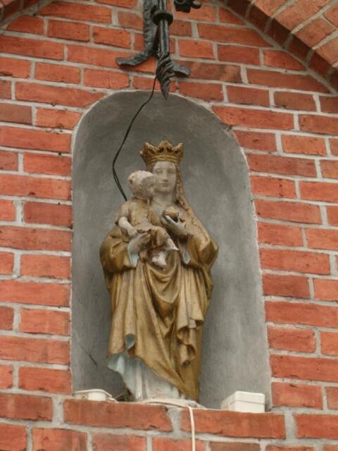 Żukowo. Figura Matki Bożej (2759)