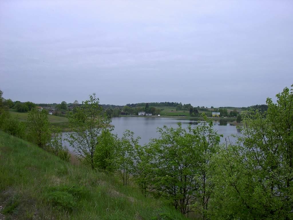 Jezioro Bluj.