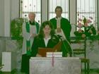 Psalm - solistka choru Choranko