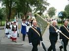 Zjazd Kaszubów w Kościerzynie. Przemarsz (3419)