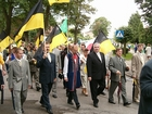 Zjazd Kaszubów w Kościerzynie. Przemarsz (3424)