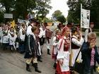 Zjazd Kaszubów w Kościerzynie. Przemarsz (3426)