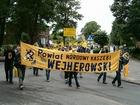 Zjazd Kaszubów w Kościerzynie. Przemarsz (3431)